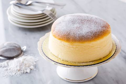 Signature Japanese Cheesecake