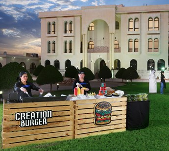 Creation Station for 15-20 Persons
