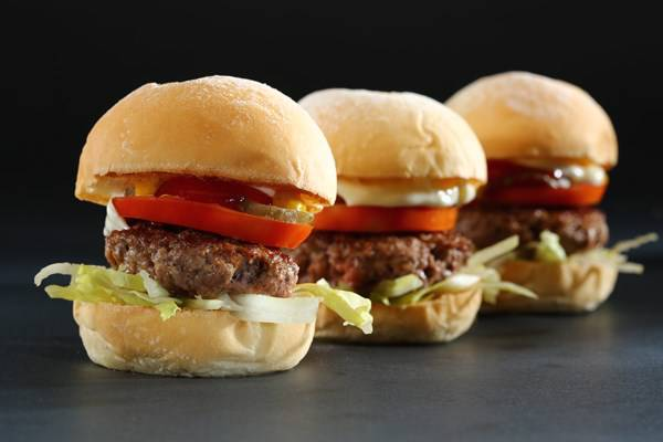 Burger Station for 15-25 Persons