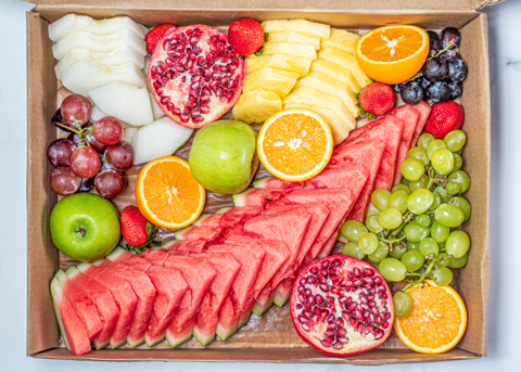 Seasonal Fruits Box