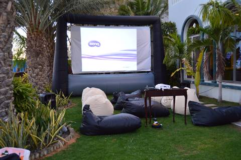 Cinema Package for 15 Persons